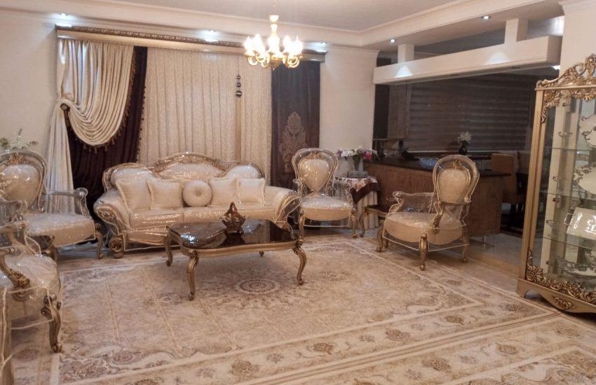 آپارتمان 137 متری فرهنگیان دانش
